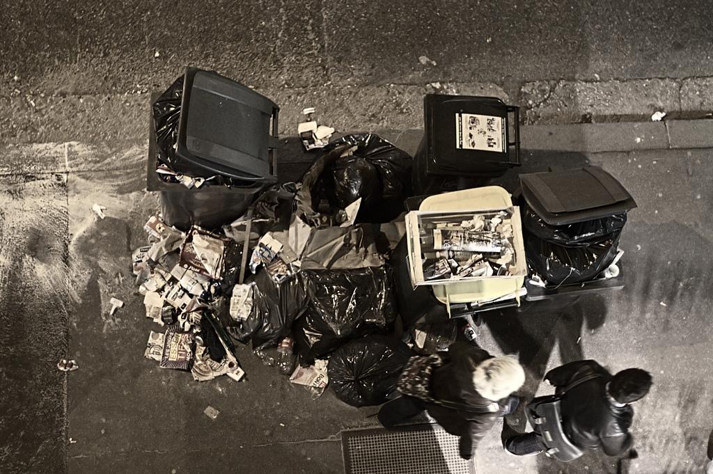 La collecte des ordures m nag res du grand lyon un service d int r t g n ra - Collecte encombrants lyon ...